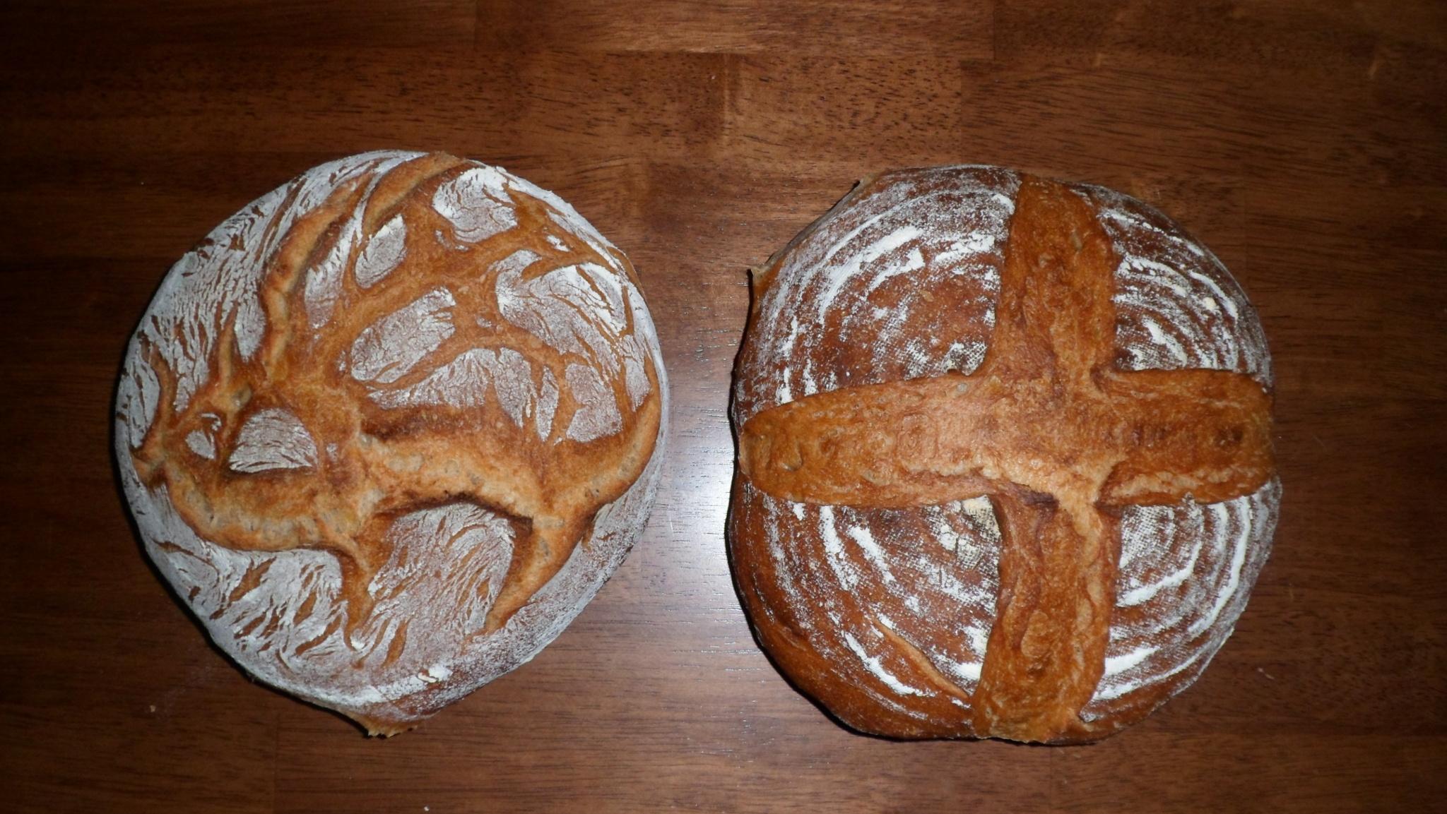 Schwäbisches Bauernbrot – ein Brot für jeden Tag
