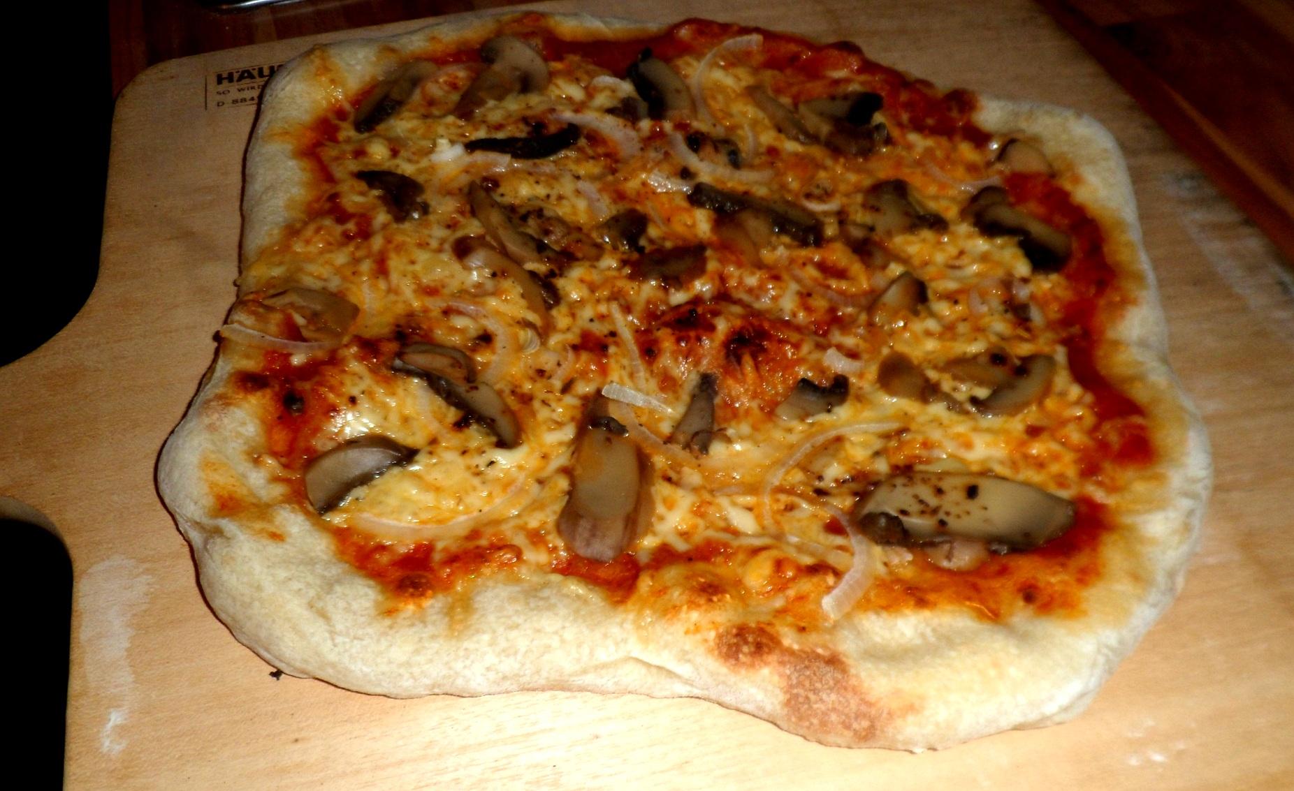 Pizzateig mit Tipo 00